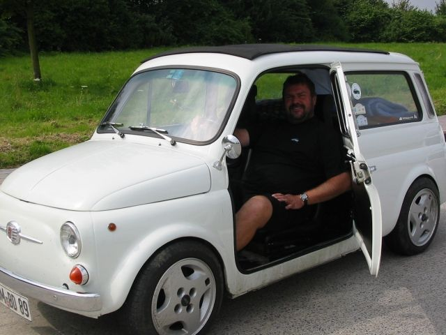 Mitglied on fiat 500 club